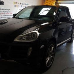 Reprogrammation Ethanol sur Porsche Cayenne