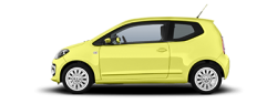 Volkswagen Up! (2016 -> ...) 1.0 TSI GTI essence